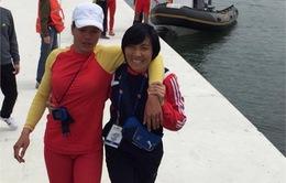 VĐV rowing Phạm Thị Huệ giành suất tham dự Olympic Rio 2016 thứ 15 cho Thể thao Việt Nam