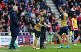 [HIGHLIGHT] Cầm hòa Arsenal, Sunderland thoát khỏi nhóm xuống hạng