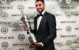 Cầu thủ Anh xuất sắc nhất mùa giải: Riyad Mahrez & Delle Alli được vinh danh