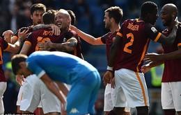 Juventus chính thức giành Scudetto sớm 3 vòng đấu