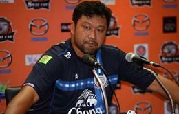 Cựu danh thủ của bóng đá Thái Lan Worrawoot Srimaka dẫn dắt ĐT Thái Lan dự SEA Games 29