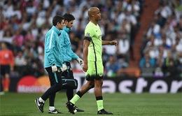 Chùm ảnh: Real thắng tối thiểu Man City để giành vé vào chung kết Champions League