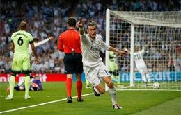 Real trả giá sau chiến thắng trước Man City: Bale, Navas chấn thương