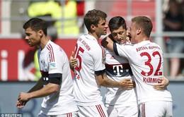 Bayern Munich CHÍNH THỨC bảo vệ thành công danh hiệu vô địch