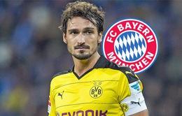 CHÍNH THỨC: Bayern sở hữu Mats Hummels