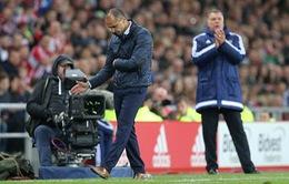 Everton sa thải HLV Roberto Martinez