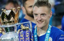 Jamie Vardy là Cầu thủ xuất sắc nhất Giải Ngoại Hạng mùa 2015/16