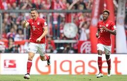 """Giành ngôi """"Vua phá lưới"""", Lewandowski đi vào lịch sử giải VĐQG Đức"""