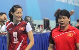 HLV Thái Thanh Tùng trở lại dẫn dắt Đội tuyển Bóng chuyền nữ Việt Nam