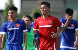 HLV Hoàng Anh Tuấn công bố danh sách tập trung ĐT U21 Việt Nam