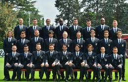 Sắc màu Văn hóa: Italia - đội tuyển của những bộ vest lịch lãm tại Euro 2012