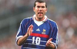 25 tỉ đồng cho chiếc áo số 10 của Zidane tại World Cup 1998