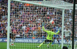 Ngược dòng đánh bại Crystal Palace, Man Utd lần thứ 12 vô địch cúp FA