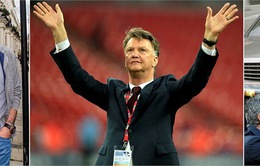 CHÍNH THỨC: Man Utd sa thải HLV Van Gaal