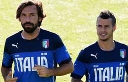 ĐT Italia công bố danh sách sơ bộ dự EURO 2016: Không có chỗ cho Pirlo