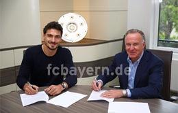 Bayern Munich: Thương vụ Hummels hoàn tất, Gotze quyết tâm ở lại