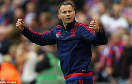 Kí hợp đồng với Mourinho, Man United có thể mất Giggs sau gần 30 năm