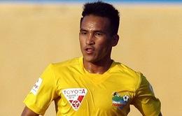FLC Thanh Hóa chia tay cầu thủ đầu tiên trước lượt về giải bóng đá VĐQG 2016