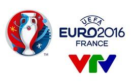 EURO 2016: Lịch thi đấu và tường thuật TRỰC TIẾP trên VTV