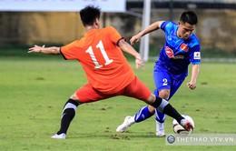 ĐT Việt Nam tái đấu cùng U21 Việt Nam vào ngày 28/5