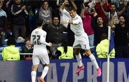 Chùm ảnh: Đường đến chung kết Champions League của Real Madrid