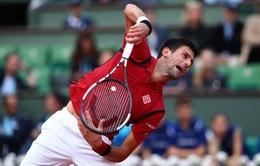BXH quần vợt 30/5: Djokovic ghi danh vào lịch sử quần vợt thế giới