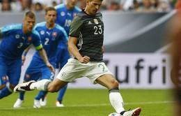 ĐT Đức thua ngược ĐT Slovakia trong trận giao hữu trước thềm Euro 2016