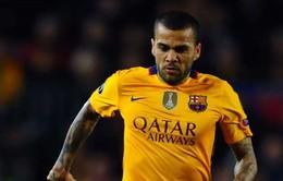 Dani Alves chuẩn bị gia nhập Juventus