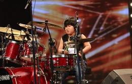 Got Talent 2016: Quán quân Trọng Nhân - 'thiên hạ đệ nhất trống'. Á quân Trung Lương
