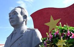 Chùm ảnh: Công viên Đại tướng Võ Nguyên Giáp trên đảo Sơn Ca