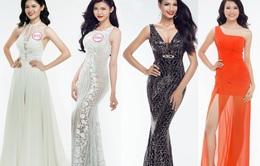 Top 30 chung khảo Hoa hậu Việt Nam phía Nam rạng rỡ với váy dạ hội