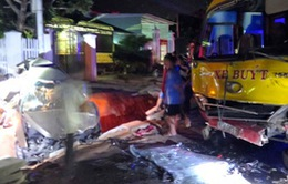 Kon Tum: Tai nạn giao thông nghiêm trọng làm 5 người thương vong
