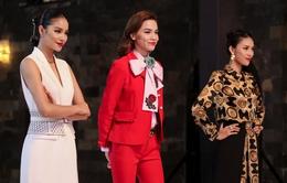 Hồ Ngọc Hà, Lan Khuê, Phạm Hương tự tin công kích nhau