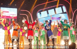 """Nhóm 365 mang hit phim """"Tấm Cám"""" đến Idol Kids, Hồ Văn Cường hát nhạc trẻ"""