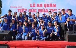 Tiếp sức mùa thi 2016: Chung tay giúp sức hàng trăm ngàn sĩ tử