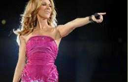 Pink viết tặng Celine Dion ca khúc tưởng nhớ người chồng quá cố