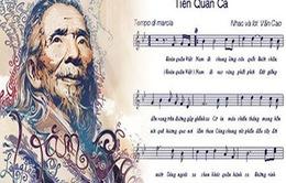 Hiến tặng 'Tiến quân ca': Hoàn thành tâm nguyện lúc sinh thời của Văn Cao