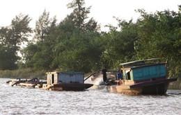 Vì sao hàng chục nghìn m2 đất ở bãi sông Hồng bị cho thuê trái thẩm quyền?