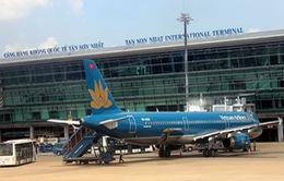 Sửa đường băng, khả năng xảy ra chậm chuyến tại sân bay Tân Sơn Nhất