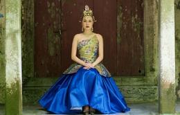 Hoàng Thùy Linh tái hiện bà chúa thơ Nôm trong MV 'Bánh trôi nước'