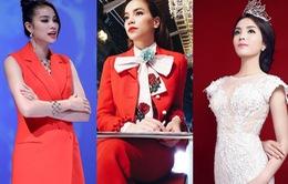 Nửa năm 2016 đầy thị phi của Kỳ Duyên, Hà Hồ, Phạm Hương