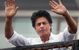 'Vua Bollywood' Shah Rukh Khan ngán ngẩm vì lần thứ ba bị bắt tại Mỹ