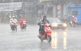 Thời tiết từ 14-17/8: 16 điểm ở Hà Nội có khả năng ngập úng cao
