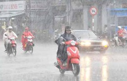 Thời tiết ngày 14/8: Mưa lớn diện rộng, cảnh báo ngập lụt
