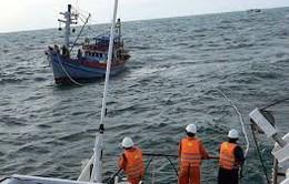 Hải quân Malaysia tìm thấy thi thể ngư dân Việt Nam bị mất tích