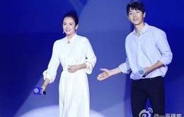 Bất chấp 'cảnh báo', dân Trung Quốc vẫn si mê Song Joong Ki của 'Hậu duệ mặt trời'