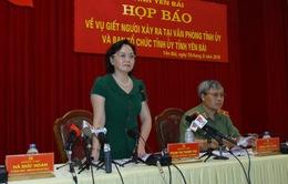 Vụ bắn Bí thư, Chủ tịch HĐND Yên Bái: Đỗ Cường Minh đã tử vong