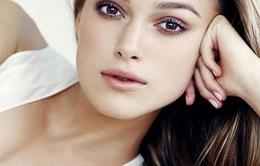 """Nữ diễn viên Keira Knightley """"hói đầu"""" vì nghề diễn"""