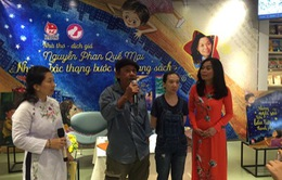 Nhà thơ Nguyễn Phan Quế Mai: Viết chuyện 'cổ tích' và những chuyến rong chơi
