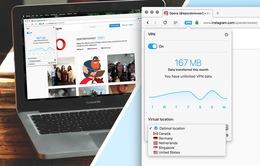 Opera tung trình duyệt đầu tiên tích hợp sẵn VPN miễn phí